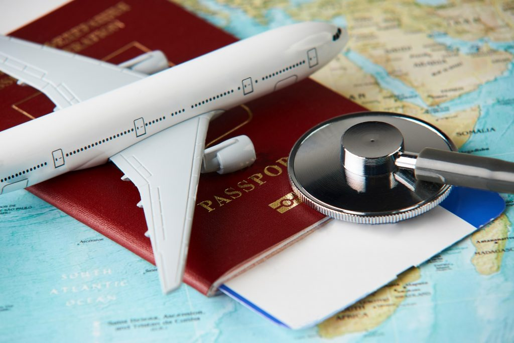 Ontario travel insurance for COVID-19, insurance brokers